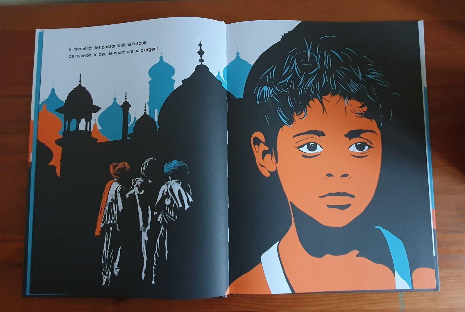 1 livre positif à offrir absolument : LE POUSSEUR DE BOIS - Editions HONGFEI
