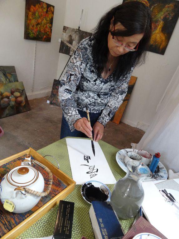 Ping Laure Buzzetti Patricia Mialet Christiane Charpentier