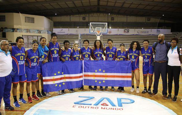 Revue d'équipe de FIBA Afrique pour l'AfroBasket women 2021 : le Cap-Vert