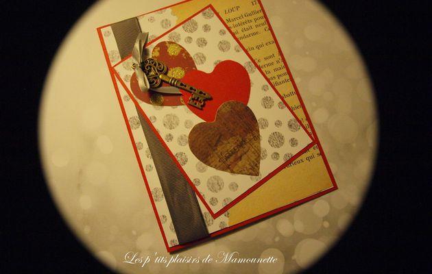 Bientôt la Saint Valentin ... ♥♥♥