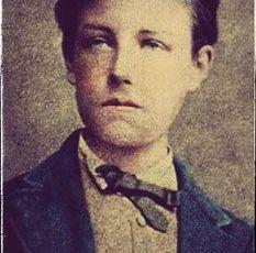 Arthur Rimbaud visto da Francesco Guadalupi