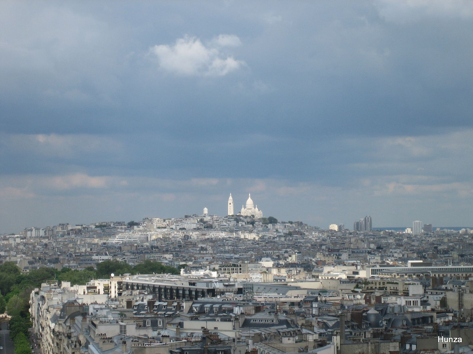 Paris, la Butte Montmartre