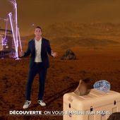 DOCUMENT EXCEPTIONNEL : un voyage immersif dans ce que pourrait être la vie sur Mars - Le journal de 20h | TF1