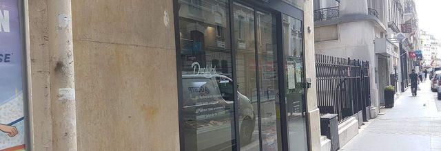 Dochilak Batignolles (Paris 17) : Un fast food qui ne dit pas son nom