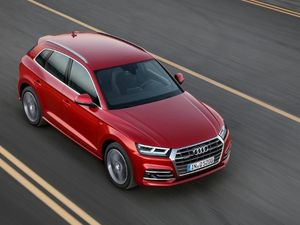 Automobile : Nouveau Audi Q5 - les photos officielles