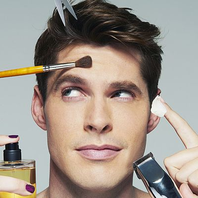 make up pour homme