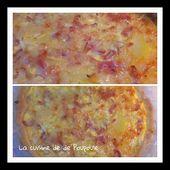 Quiche pommes de terre, chou, lardon, comté - La cuisine de poupoule