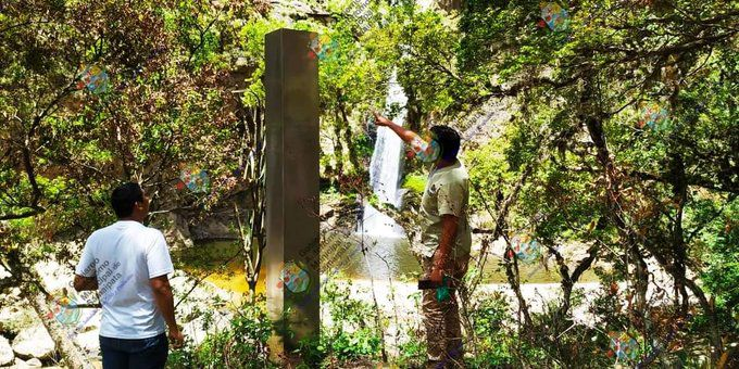 Un monolithe avec plusieurs inscriptions apparaît en Bolivie – photos