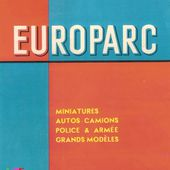 CATALOGUE C.I.J 1968 - CATALOGUE EUROPARC 1968 - car-collector.net: collection voitures miniatures