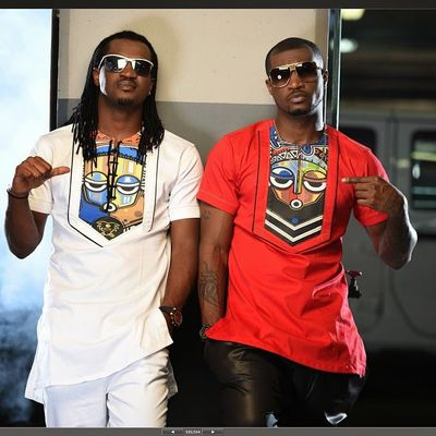 Peter And Paul Okoye's Sons Show Off Piano Playing Skills In The Most Adorable Way
