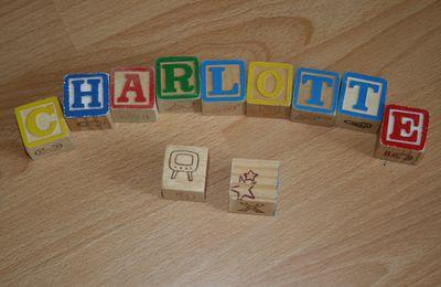 Charlotte en cubes