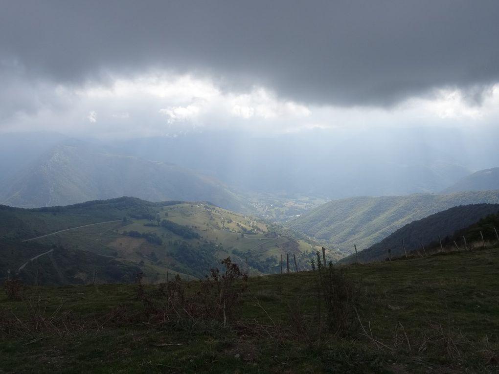 Week-end Pyrénéen pour les Cyclos-Randonneurs du Quercy