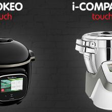 Cookéo touch et companion touch