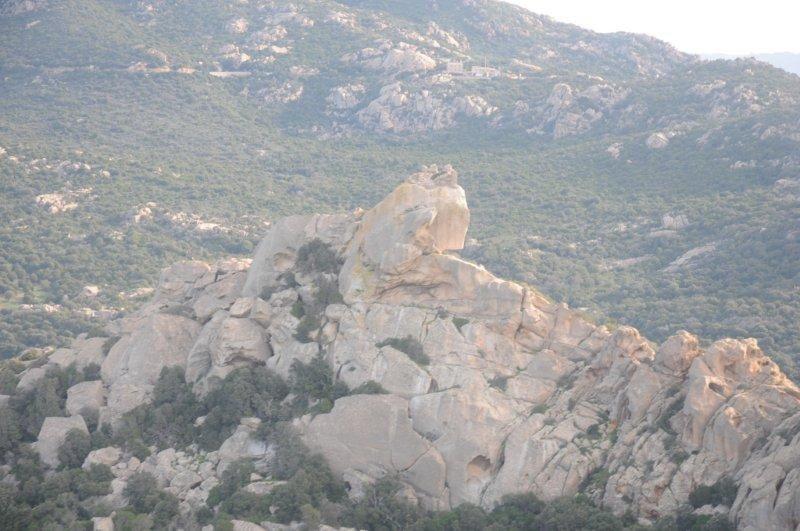 L'île de beauté vue d'en haut. La Corse mérite bien son nom. photos personnelles...