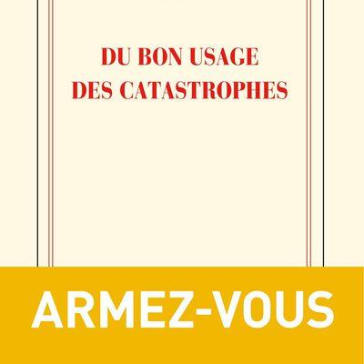 DU BON USAGE DES CATASTROPHES, de Régis Debray