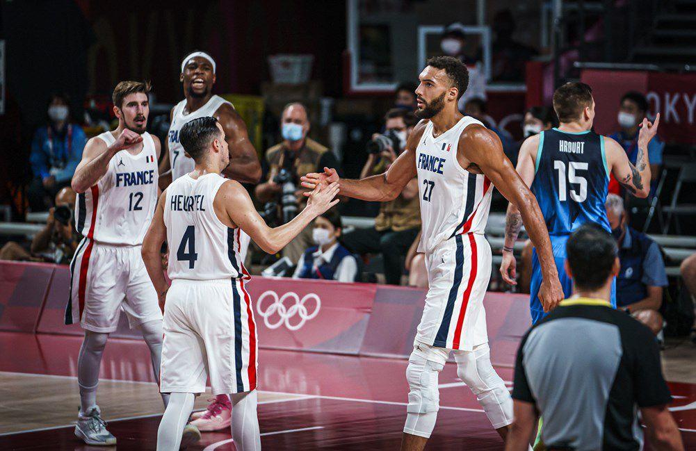 Auteur d'un contre décisif, un Nicolas Batum héroïque, propulse la France en finale Olympique
