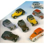 DOCUMENT: LES CITROEN 2CV SERIES LIMITEES AU 1/43 - car-collector