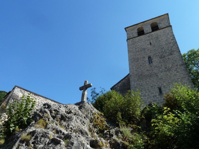 La Couvertoirade classée l'un des plus beaux villages de France