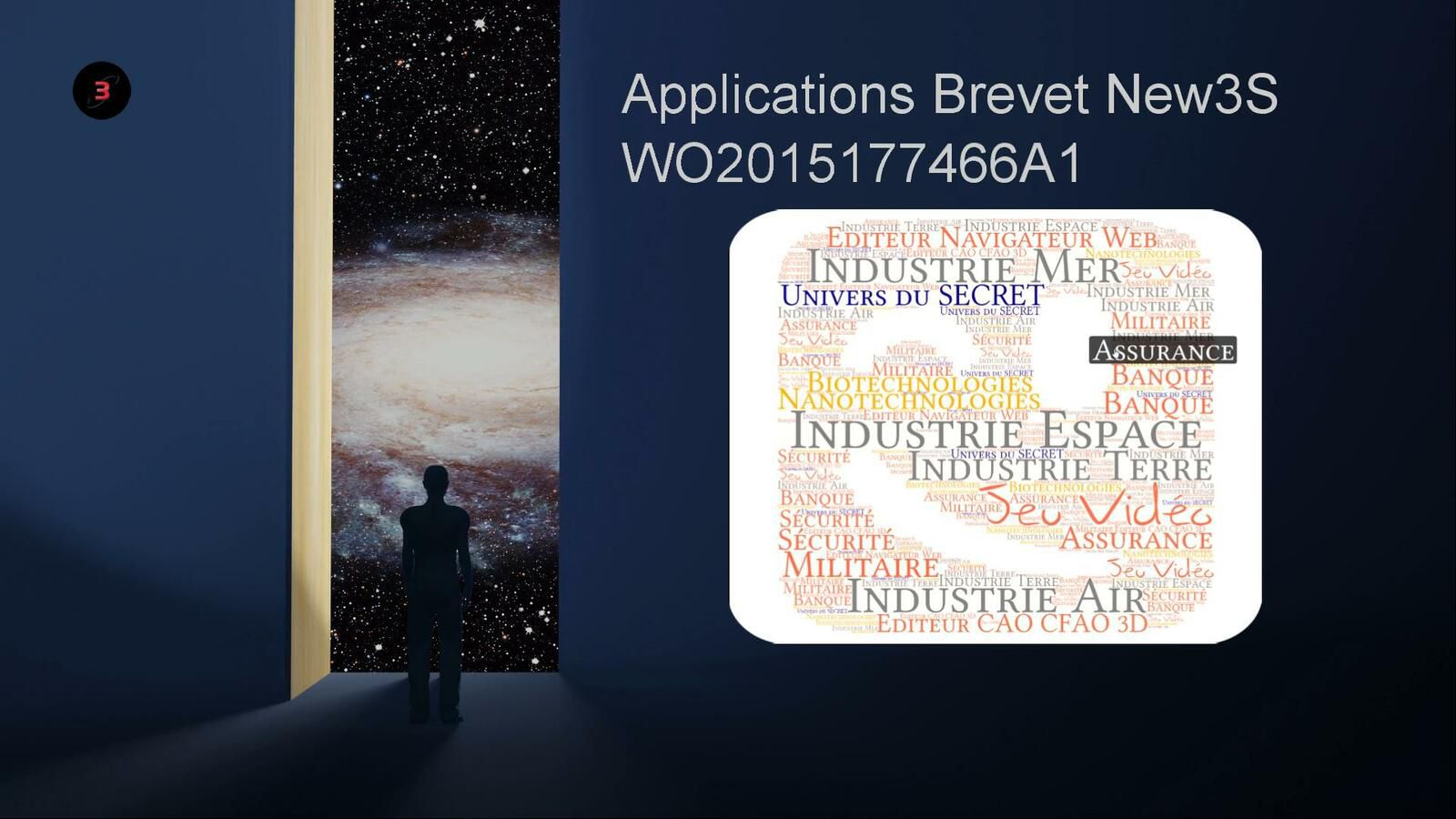 Parmi les Applications du brevet WO2015177466A1 New3S Herve Heully