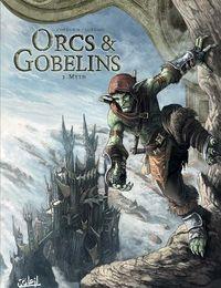 Télécharger le manuel pdf Orcs & Gobelins Tome