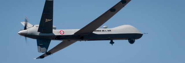 DSNA and Defence pioneering integration of Medium Altitude Long Endurance (MALE) RPAS in civil air traffic
