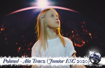 Poland - Ala Tracz - I'll Be Standing - (Junior ESC 2020)