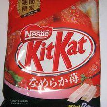Kit Kat Fraise