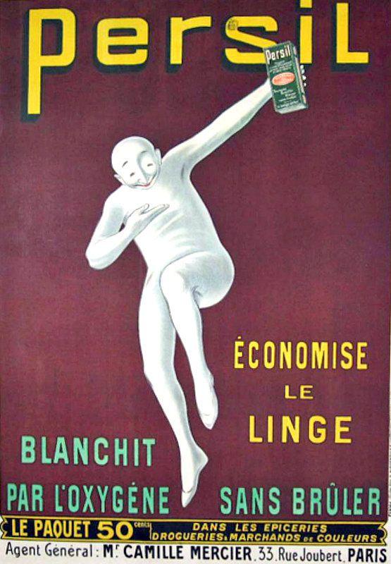 PUBLICITES : LES GRANDS NOMS DE L'AFFICHE... CAPPIELLO  (PARTIE 3)