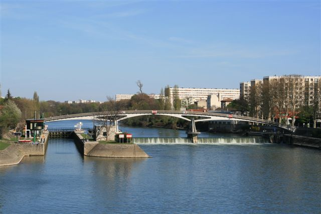Photos des bords de Marne à proximité de Paris