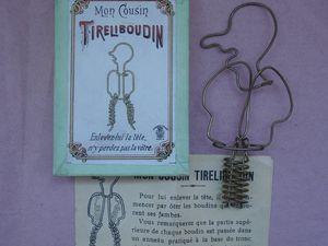 mon cousin Tireliboudin, les clefs de Paul et Virginie