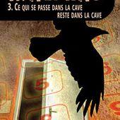 """""""Malphas 3 : Ce qui se passe dans la cave reste dans la cave"""" de Patrick Senécal : quitte ou crève"""