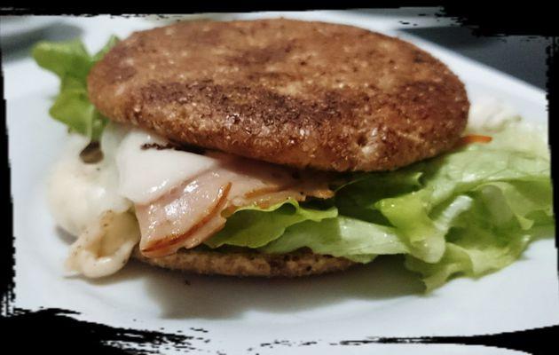 sándwich con Thins especial plancha
