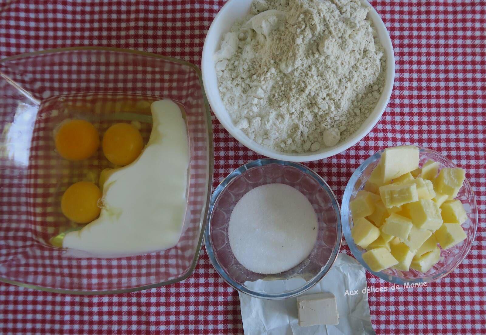 Brioche à la farine de châtaigne à la machine à pain (map)