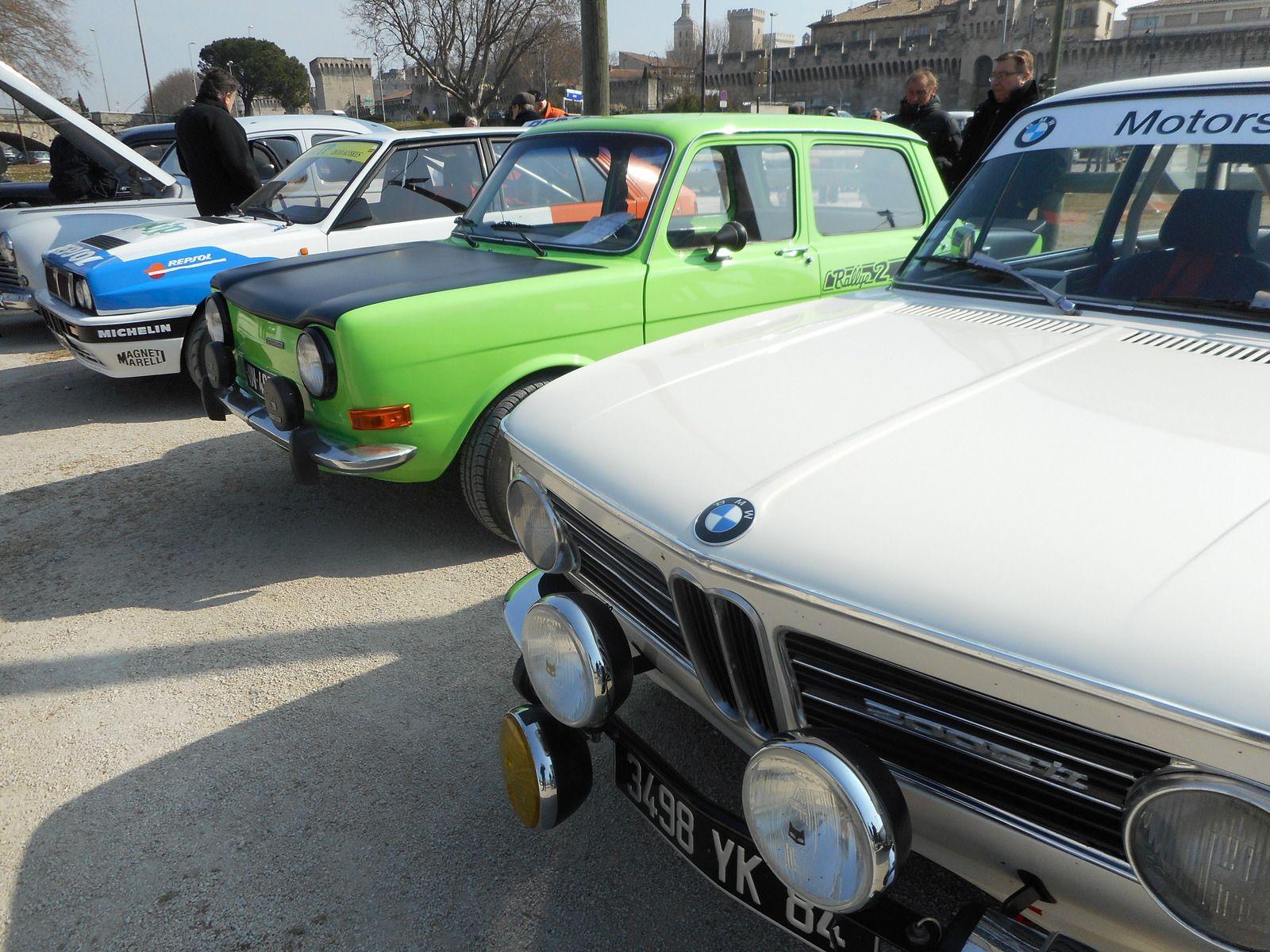 BMW NOUVELLE VAGUE (Neue Klasse)