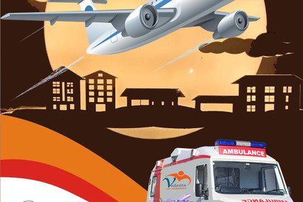 Coronary Arteries Disease Patient Rehabilitated by Support of Vedanta Air Ambulance Guwahati