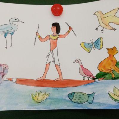 Art égyptien antique