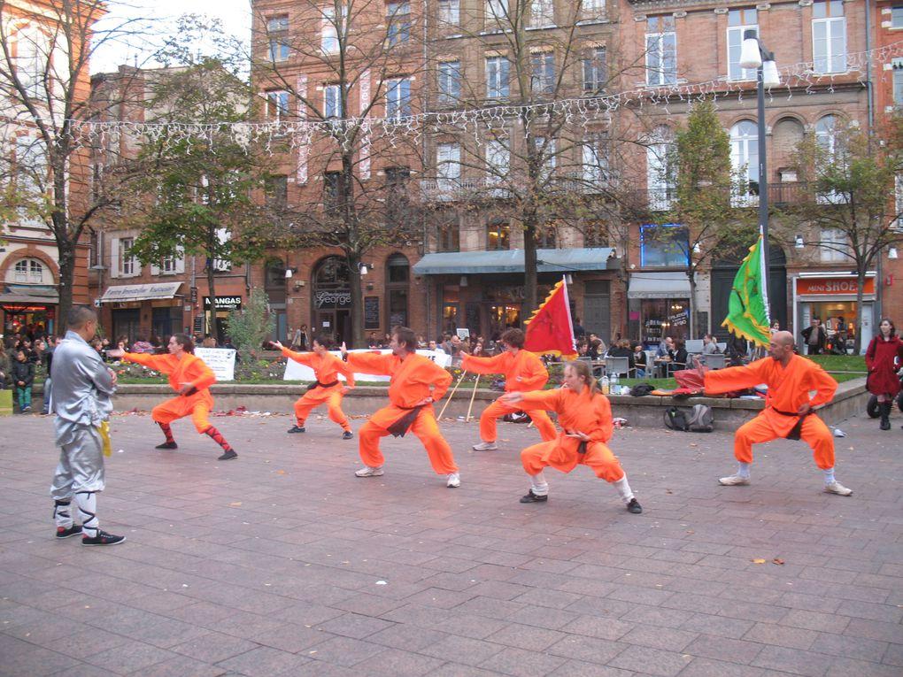 Album - Shaolin-Kung-Fu