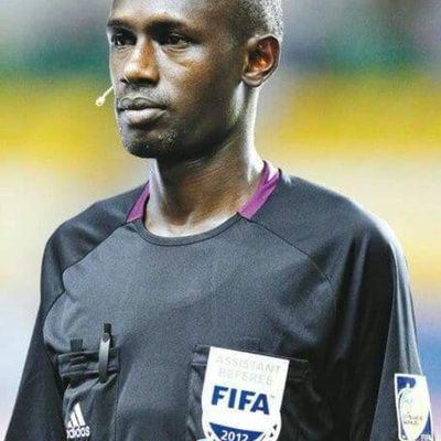 CAF bans World Cup referee, Aden Marwa, for life over bribery