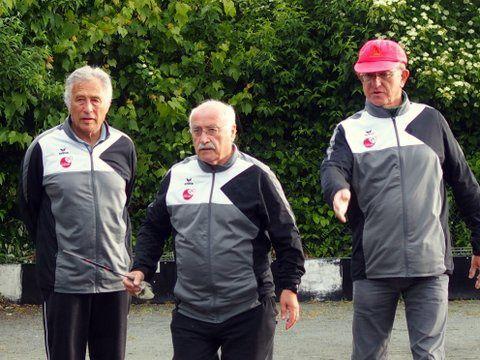 2015.05.20 ANGOULINS Championnat départemental Vétérans
