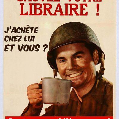 Mobilisez-vous pour votre libraire !