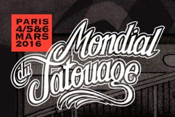 MONDiAL DU TATOUAGE à PARiS with NESiS...