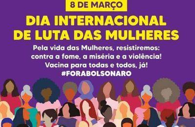 Les femmes du Brésil exigent de sortir Bolsonaro et le vaccin anti-Covid-19