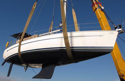 Hiverner son bateau 3/6 - Contrôles visuels pour l'hivernage