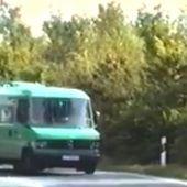 [Vidéo] Quand Bosch faisait rouler un camion autonome... en 1993