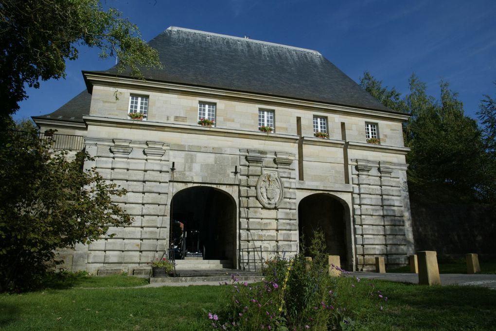 Musée départemental du Sel à Marsal - Crédits : Jean-Claude Kanny - Conseil Général de la Moselle.