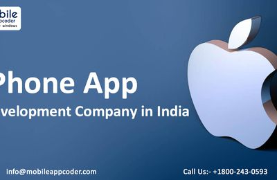 iPhone App development services helps to Boost Your Business Growth