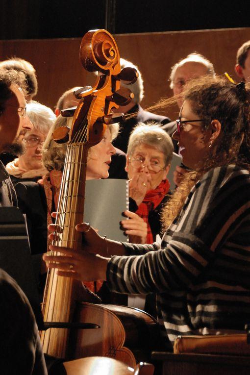 Images de la répétition générale à la cathédrale de Langres, 4 octobre 2013 (Photos Bruno Aubin)