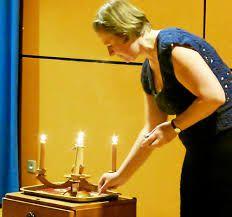 """Saskia Hellmund, enfant d'un """"pays disparu"""", la RDA, monte sur scène"""