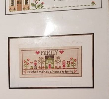 Family  By Country Cottage Needleworks - 1
