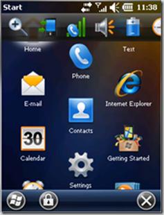 Windows Mobile 6.5.3 dans les bacs